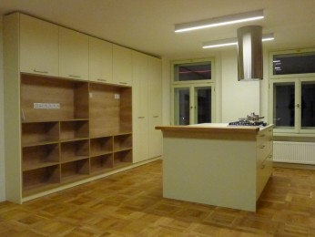 kompletní realizace interiéru bytu