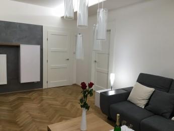 Rekonstrukce obývacího pokoje