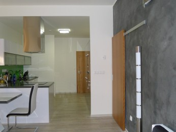 rekonstrukce interiéru bytu