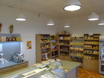 Prodejní síť potravin Olomouc
