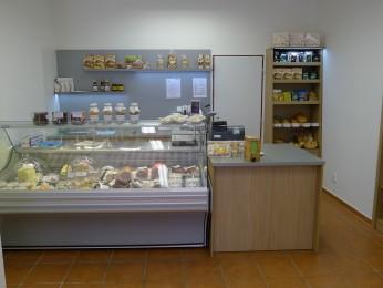 Prodejní síť potravin Přerov
